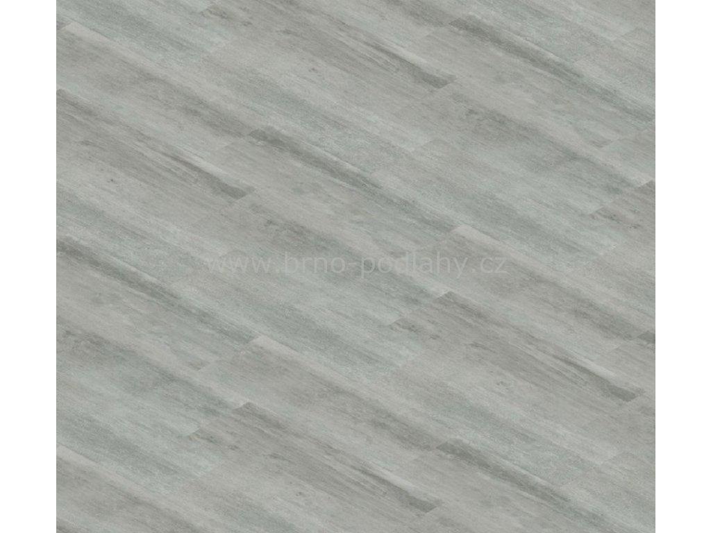 Thermofix STONE, tl. 2mm, 15416-1 Travertin dusk - lepená vinylová podlaha