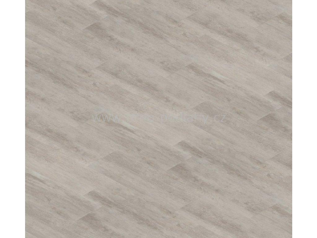 Thermofix STONE, tl. 2mm, 15415-1 Travertin light - lepená vinylová podlaha