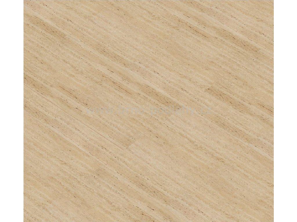 Thermofix STONE, tl. 2mm, 15208-1 Travertin klasik - lepená vinylová podlaha