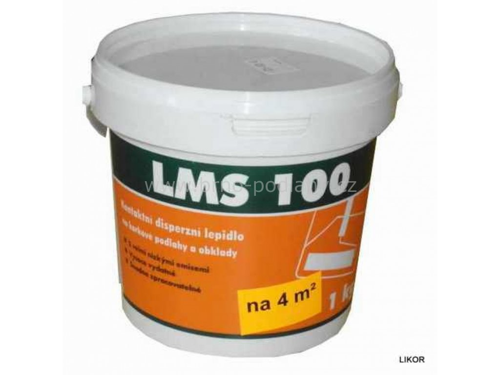 LOBA Lepidlo na korkové podlahy LMS 100  5 kg