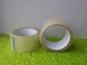 Lepící páska transparentní 66 bm