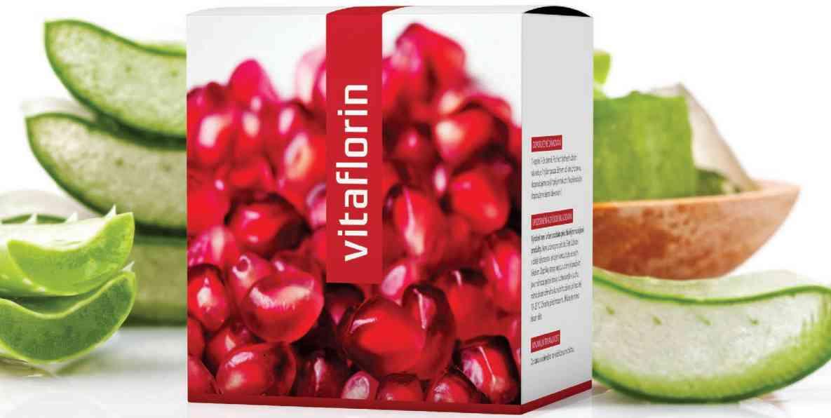 Vitaflorin: stejné složení, nový rozměr