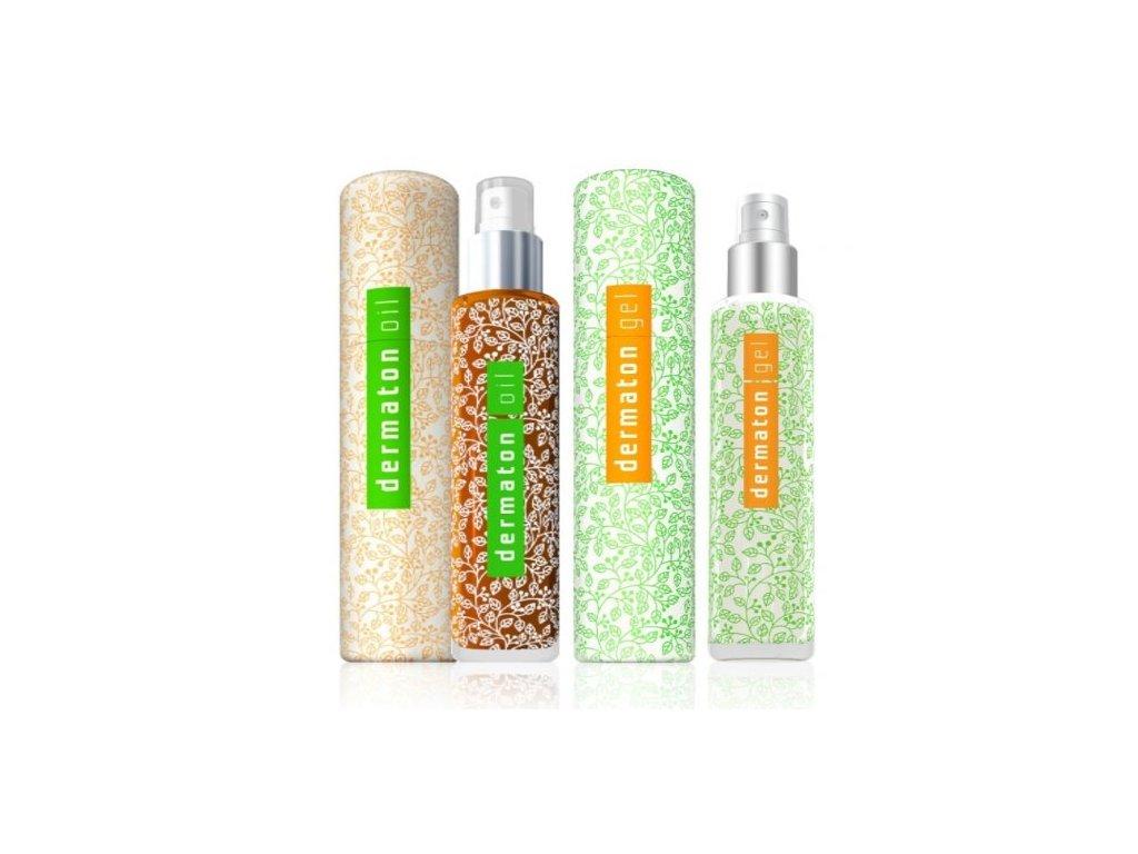 Energy Dermaton oil 100 ml + Dermaton gel 100 ml