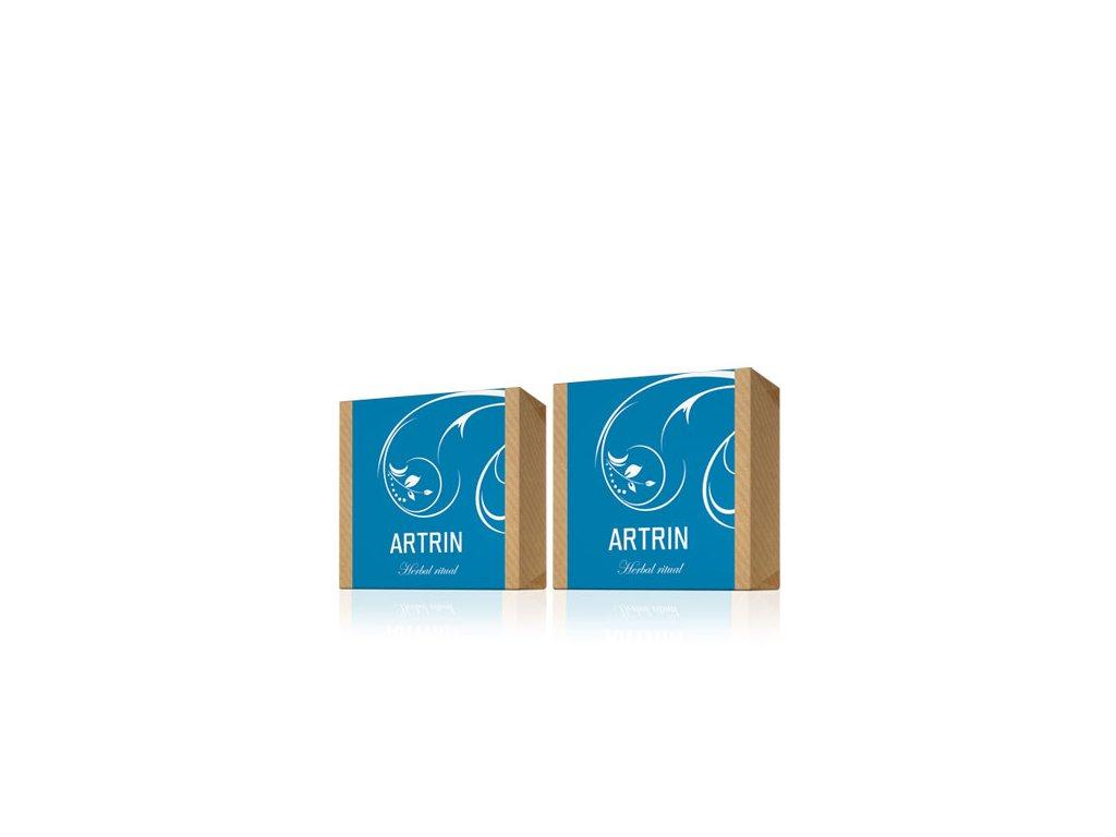 2x mýdlo Artrin 100 + 100 g