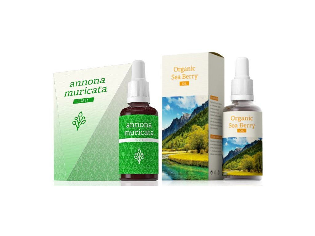 ANNONA + SEA BERRY OIL