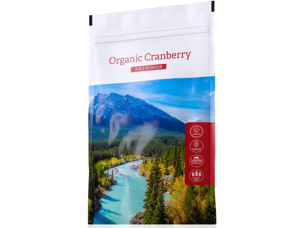 ORGANIC CRANBERRY JUICE POWDER energy