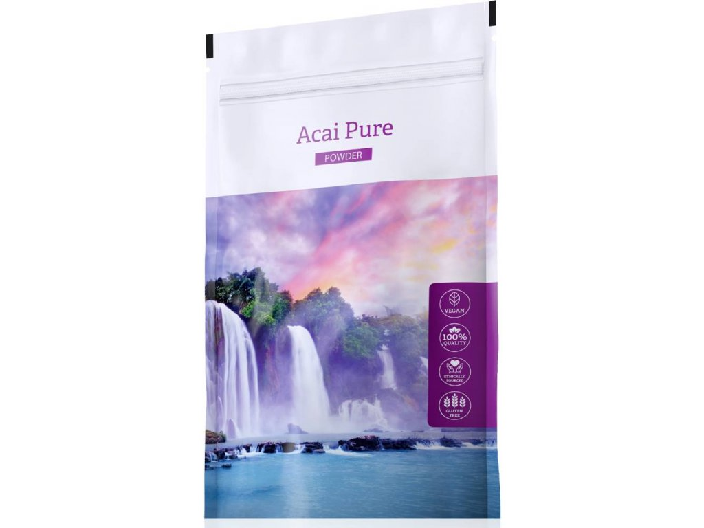 ORGANIC ACAI POWDER energy
