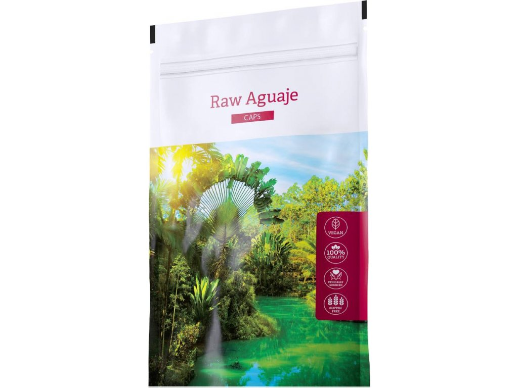 Raw Aguaje BrnoEnergy