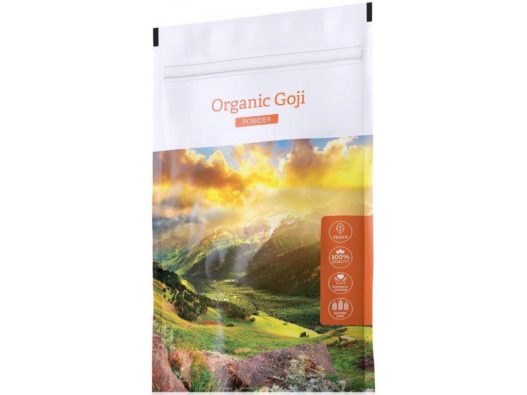 Organic Goji POW