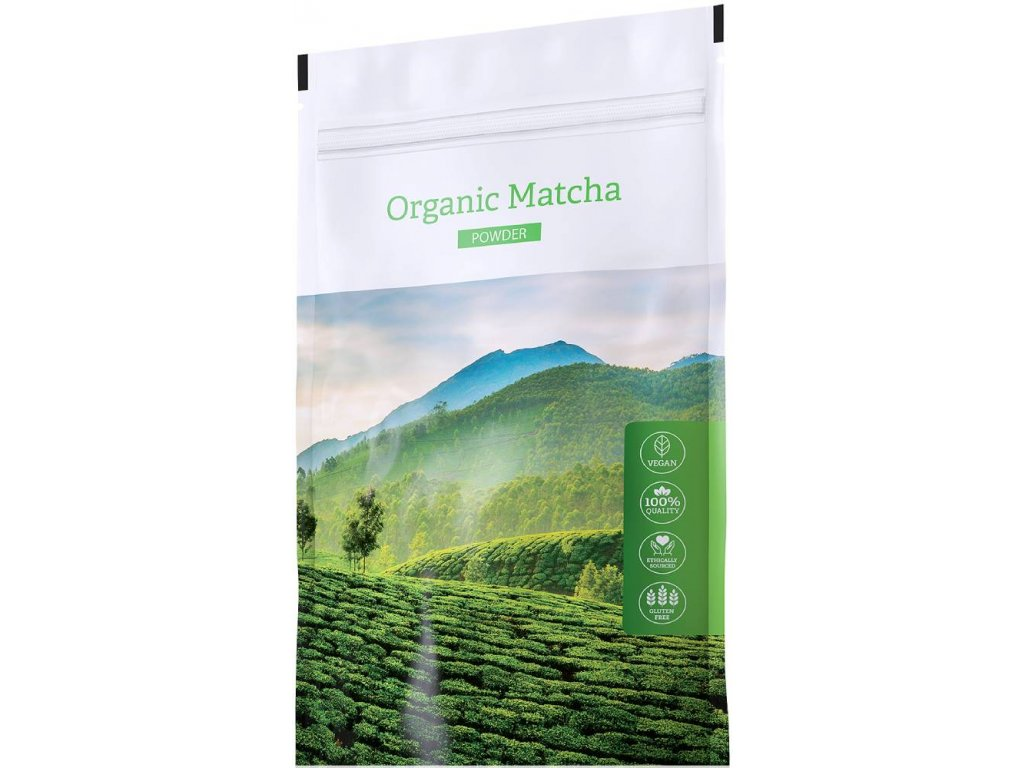 Organic Matcha POW