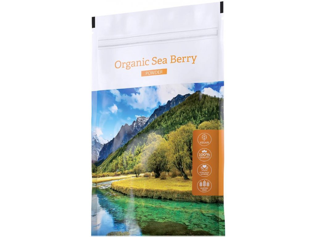 ORGANIC SEA BERRY energy