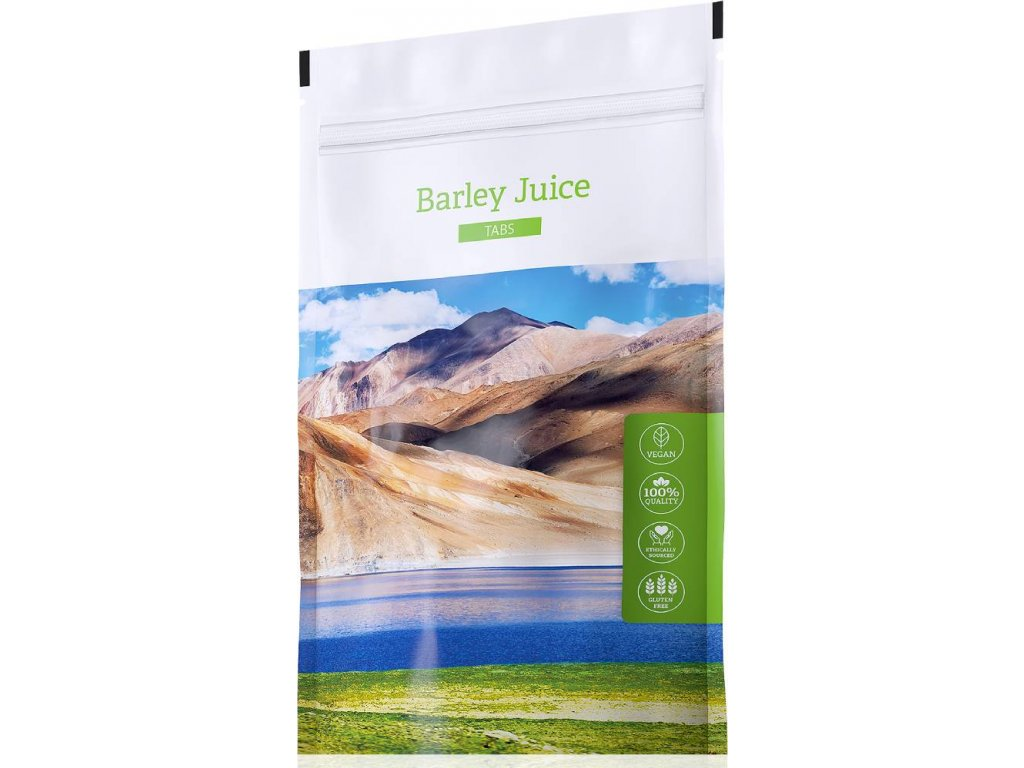 BARLEY JUICE TABS energy