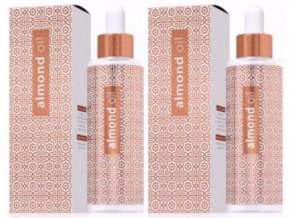 2x Almond oil
