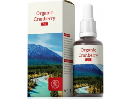 ORGANIC CRANBERRY OIL energy brnoenergy