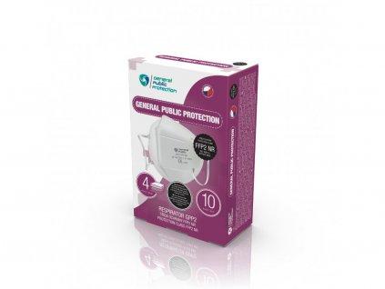 195 krabice na respirator gpp ffp2 violet 10ks multilang