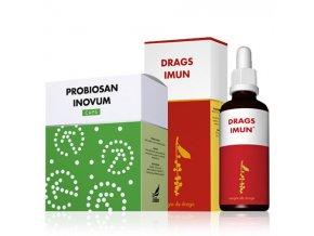 Drags Imun + Probiosan Inovum caps