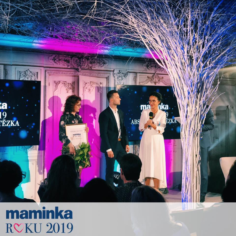 Galavečer Maminka roku 2019