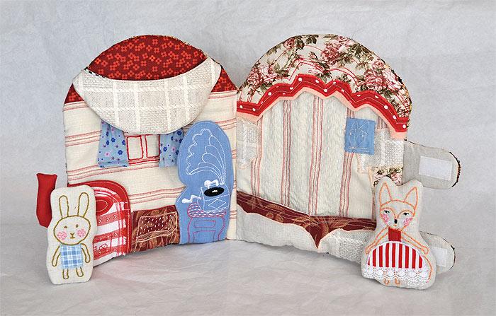 Textilní pohádky