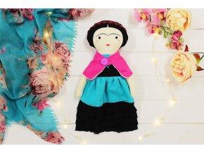 Frida / panenka s oblečky