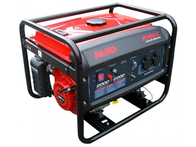 AL-KO 2500-C - rámová elektrocentrála 2 200 W