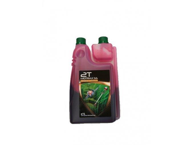 Olej polosyntetický do pil a křovinořezů