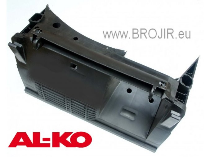 Držák koše/ plastové upevnění koše sekačky AL-KO 470 / 520 BR Vario