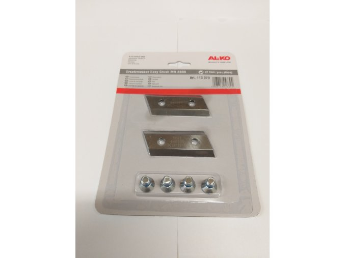 sada nožů pro drtič AL KO MH 2800