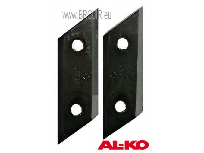 AL-KO Sada nožů pro Power Slider 2500,new Tec 2500 R,dynamic 103264