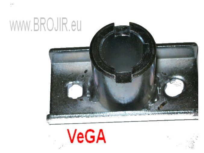 Unašeč nože pro sekačky VeGA 485 SH, 485 SXH, 485 SXHE, 46 HWX, 46 HWXV, 525 SH a 525 SXH