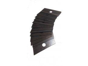 Sada nožů pro vertikutátor SOLO 518 516