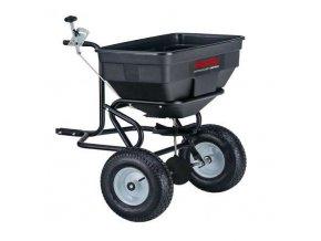 Rozmetadlo AL KO SP 60, posypový vozík