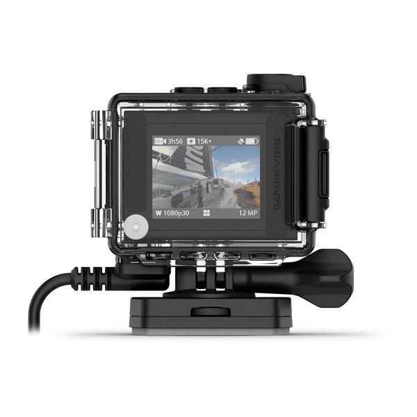 Akční kamera Garmin VIRB Ultra 30 je nyní k dispozici i v sadě s napájeným stojánkem