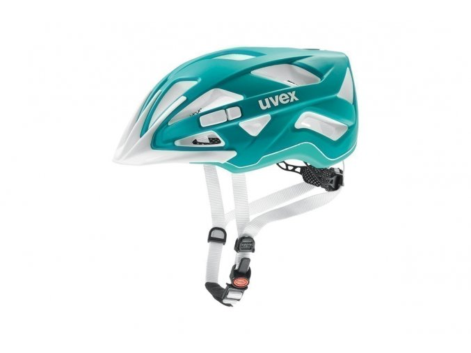 UVEX HELMA ACTIVE CC, TEAL matt