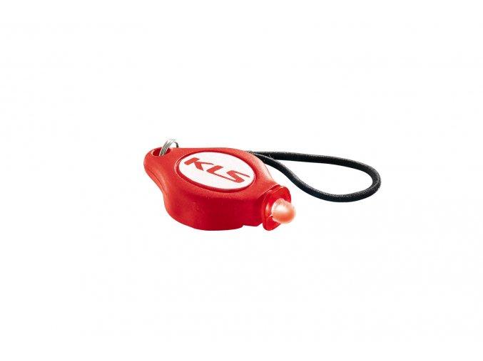 KELLYS Bezp. osvětlení LED PULSAR red