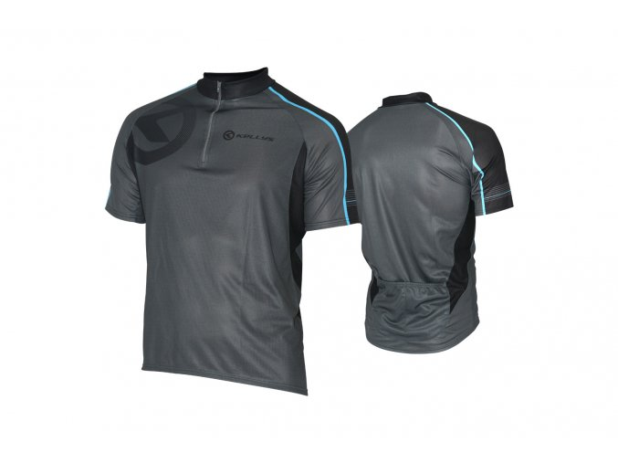 KELLYS Dres PRO Sport krátký rukáv blue
