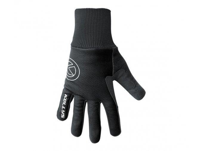 KELLYS Zimní rukavice FROSTY NEW black
