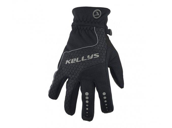 KELLYS Zimní rukavice Coldbreaker, black,