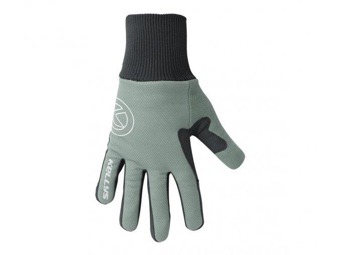 KELLYS Zimní rukavice FROSTY NEW grey
