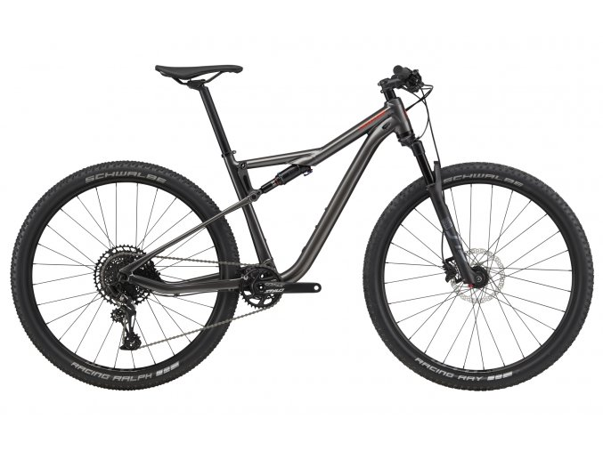 """20 CANNONDALE SCALPEL Si 29"""" 5"""
