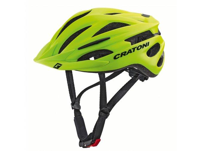 CRATONI Pacer+ Lime matt 2018