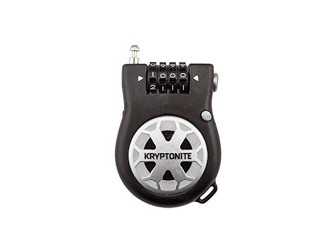 KRYPTONITE R2 Retractor Combo cable