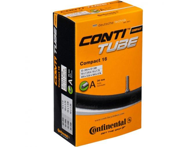 Duše CONTINENTAL Compact 16 AV