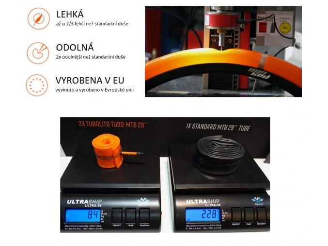 TUBOLITO TUBO-MTB-Plus SV42 2019