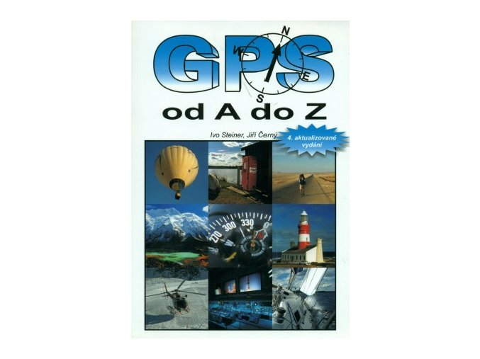 Kniha GPS od A do Z, 4.vydání