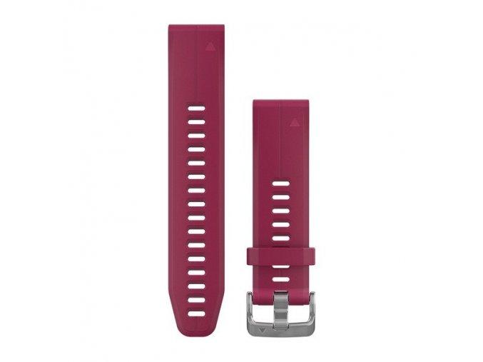 Řemínek pro fenix5S - QuickFit 20, fialový