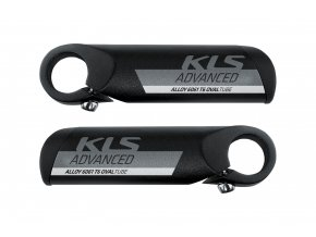 KELLYS Nástavce-rohy KLS ADVANCED black