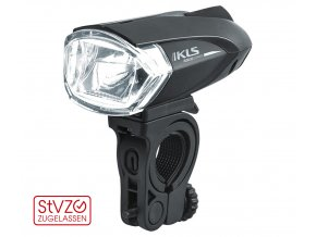 KELLYS Osvětlení přední KLS TRION, black