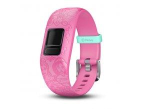 Řemínek pro vivofit junior2, Disney Princess Pink