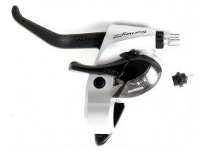 řadicí a brzdová páka Shimano Tourney TX ST-TX800 3p servisní balení
