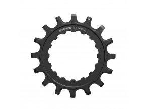 Převodník SRAM X-SYNC Sprocket pro Bosch motory 16T Straight Steel Black